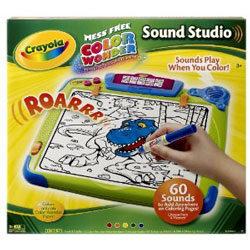 Crayola Color Wonder Sound Studio or Color Studio HD