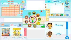 Kidos interface
