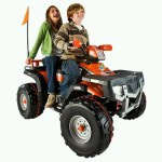 Peg Perego Polaris Twin Ride-On