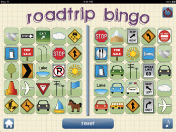 Roadtrip Bingo HD