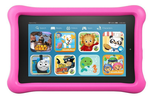 Techlicious Gift Guide: Amazon Fire Kids Edition Tablet