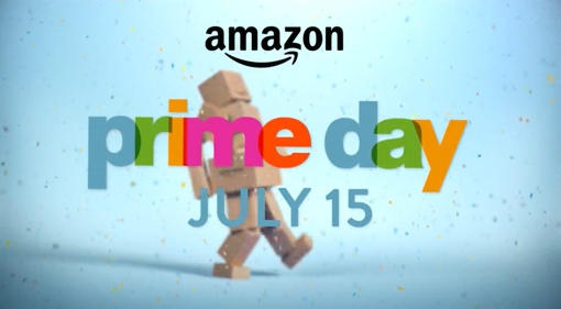 Amazon Prime Day on July 15