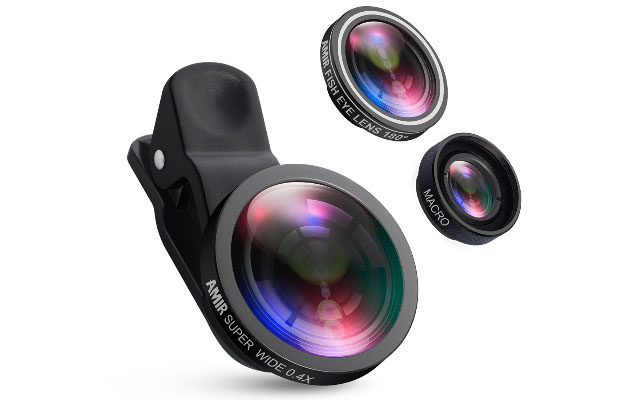 Amir Smartphone Camera Lens Kit