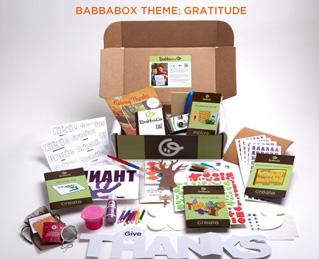 BabbaBox Gratitude