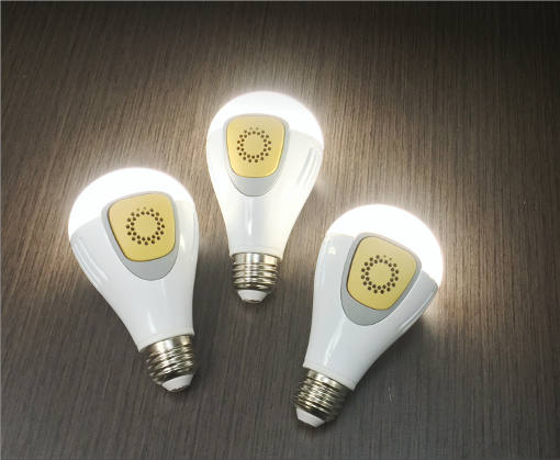 BeON Smart Bulb Learns Your Lighting Habits, Keeps Burglars Out
