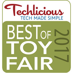 Techlicious Best of Toy Fair 2017