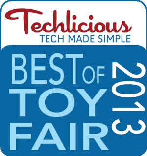 Techlicious Best of Toy Fair Awards 2013