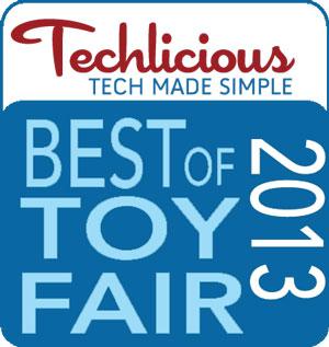 Techlicious Best of Toy Fair Awards 2013