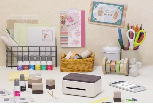 Casio pomrie stamp maker