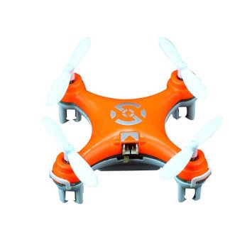 Techlicious Gift Guide: Cheerson CX-10 Mini 29mm Quadcopter RC, ages 12+