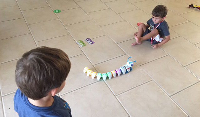 Try these Code-a-Pillar play tips