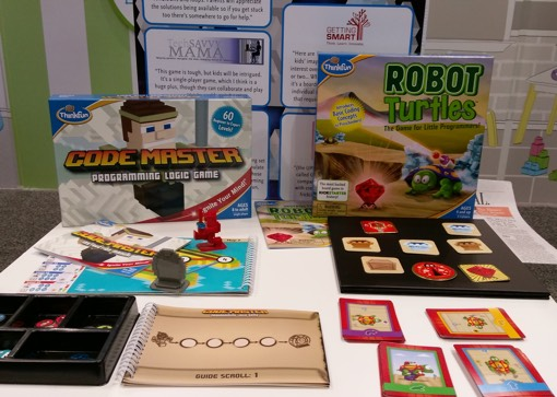 Think Fun Code Master & Robot Turtles
