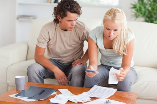 Couple dealing with high cable bills