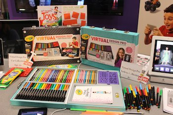 Crayola Virtual Design Pro Lets Kids Draw Outside The Lines Techlicious