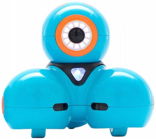 Techlicious Gift Guide: Wonder Workshop Dash & Dot Robot, Ages 5-9