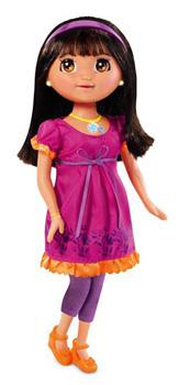 Dora Links doll