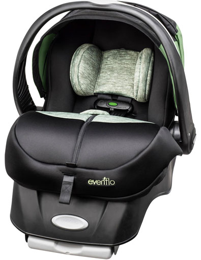 Evenflo Advanced Embrace DLX Infant Car Seat