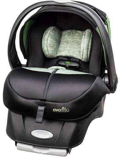 Evenflo Advanced Embrace DLX Infant Car Seat