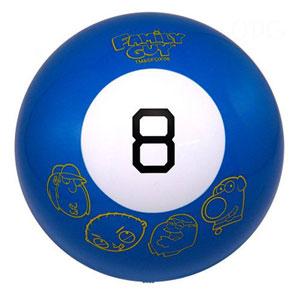 Family Guy Magic 8 Ball