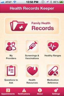 Family Health Record