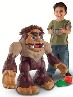 Fisher-Price BigFoot