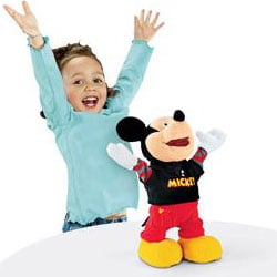 Fisher-Price Dance Star Mickey