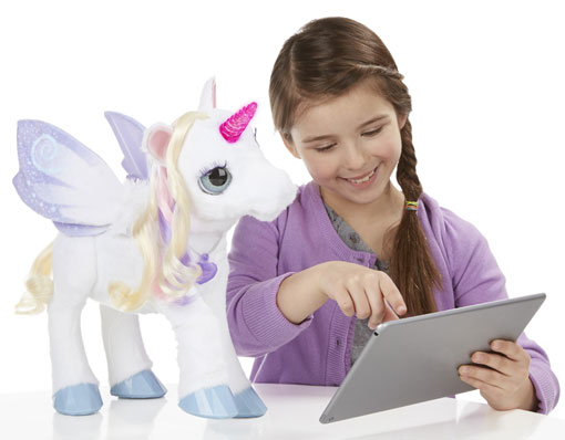 StarLily, My Magical Unicorn from Hasbro