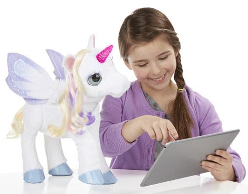 StarLily, My Magical Unicorn from Hasbro