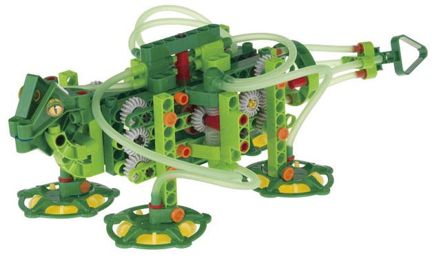Techlicious Gift Guide:  Thames & Kosmos Geckobot