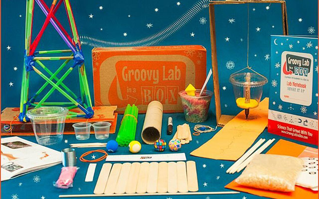 Groovy in a Lab Box