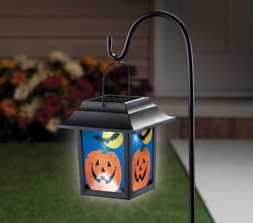 Halloween Solar Lantern