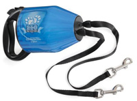 Hammacher Schlemmer Tangle-Free Dual Dog Leash