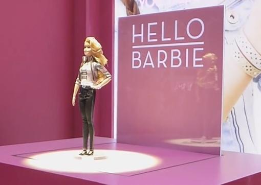 Hello Barbie talking doll