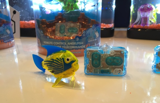 Hexbug Aquabot Remote Control Angelfish