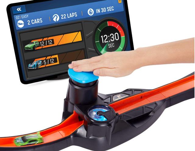 Hot Wheel ID Smart Track Kit