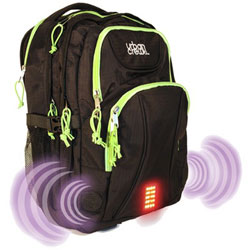 iSafe Urban Crew Campus Backpack