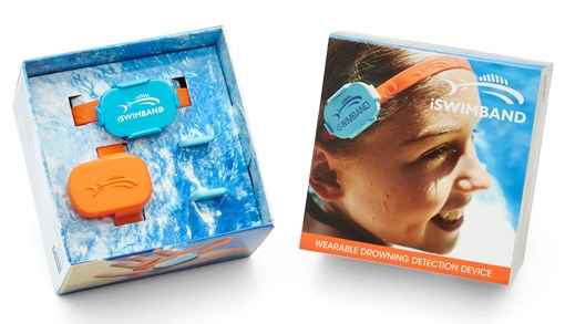 iSwimband Drowning Detector
