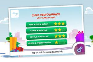Jellytoons Toddler Skills: Bobo's Birthday Challenge