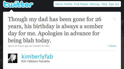 kim fabiano tweet