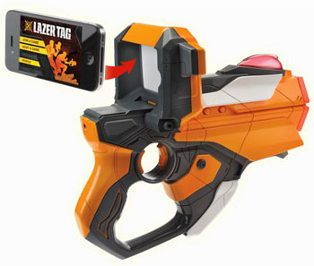 Lazer Tag Blaster
