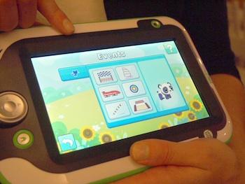 LeapFrog LeapBand app