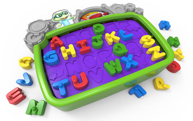 Techlicious Gift Guide: LeapFrog Letter Factory Leaping Letters