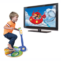 Leapfrog Zippity learning system