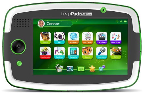 Techlicious Gift Guide: LeapFrog Platinum, Ages 4+