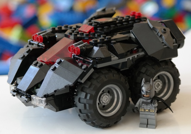 Lego Power Up Batmobile