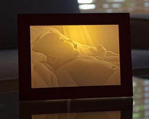 Light Affection Photo Lamp