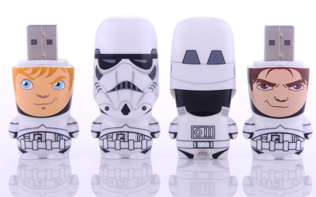 Mimobot Stormtrooper Flash Drive