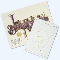 International Star Registry Custom Star Kit
