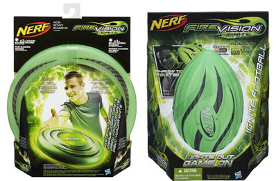 Nerf FireVisions Ignite