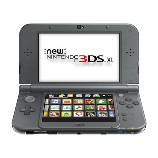 Techlicious Gift Guide: Nintendo 3DS XL (new version), ages 10+